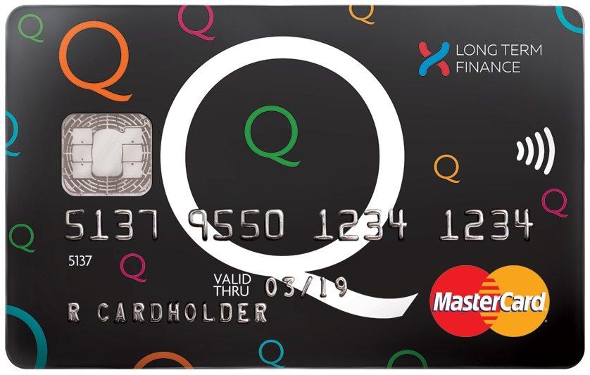 Clean-QCC0576-Q-Card-Credit-Card