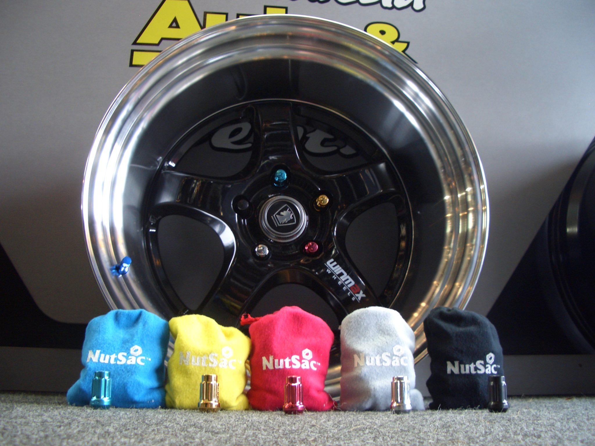 nutsac wheel nuts nz