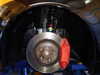 Full Brakes Servicing